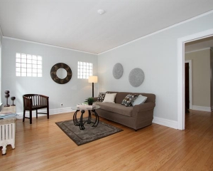 Partial Vacant Staging